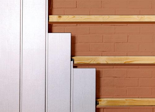 Монтаж стеновых панелей мдф своими руками фото