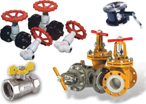 Трубопроводная арматура может производиться с присоединением различных видо