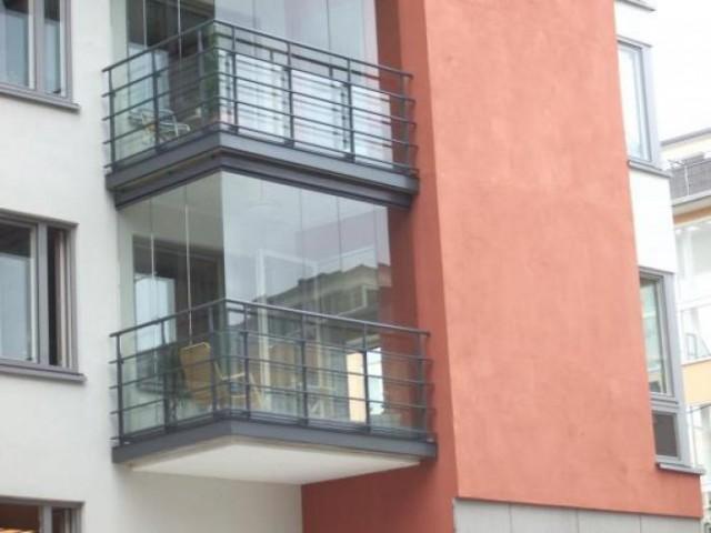 Киндерфараон - остекление балконов.